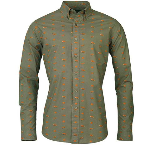 Laksen Fox Shirt