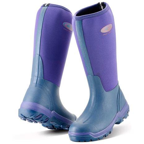Grubs Frostline 5.0 Wellington Boot - Violet