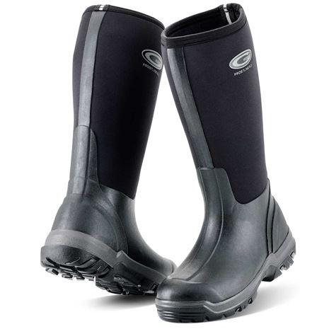 Grubs Frostline 5.0 Wellington Boot - Black