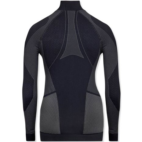 Musto Women's Active Base Layer Long Sleeve Top - Black