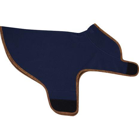 Jack Pyke Fleece Dog Coat - Navy