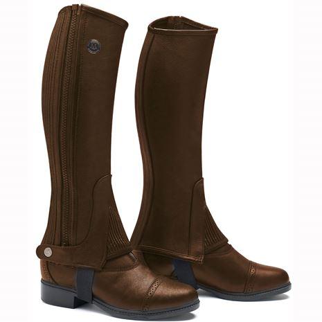 Mountain Horse Soft Rider Leggings - Brown