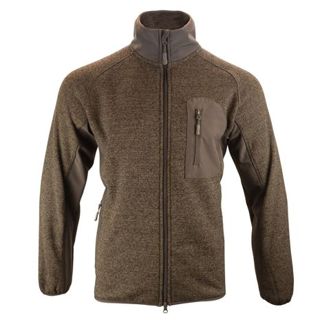 Jack Pyke Weardale Knitted Jacket - Brown