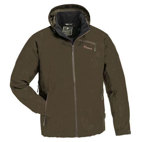 Pinewood Grouse Lite Jacket - Hunting Brown