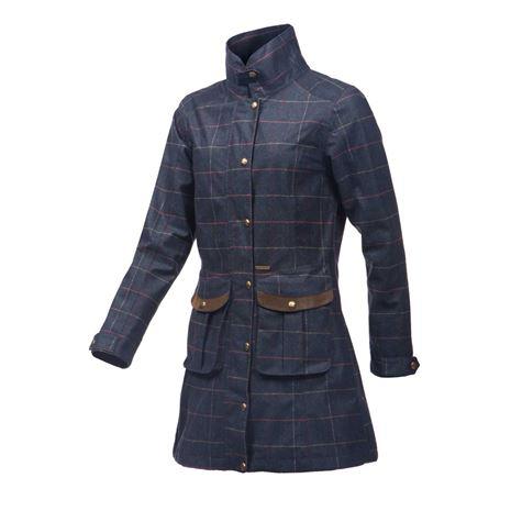 Baleno Darlington Women's Jacket - Navy