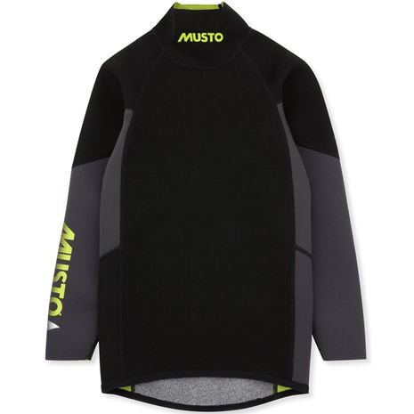 Musto Youth Championship Thermocool Top - Black