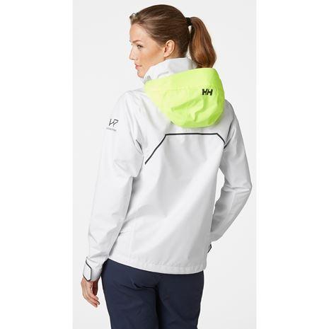 Helly Hansen Womens HP Foil Light Jacket - White