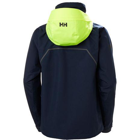 Helly Hansen Womens HP Foil Light Jacket - Navy - Rear