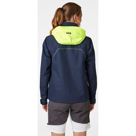 Helly Hansen Womens HP Foil Light Jacket - Navy