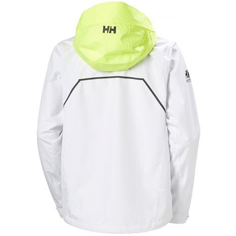 Helly Hansen Womens HP Foil Light Jacket - White - Rear