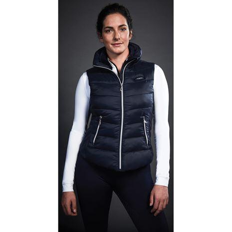 WeatherBeeta Dion Puffer Vest - Black