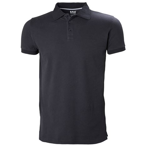 Helly Hansen Crew Polo Shirt - Navy