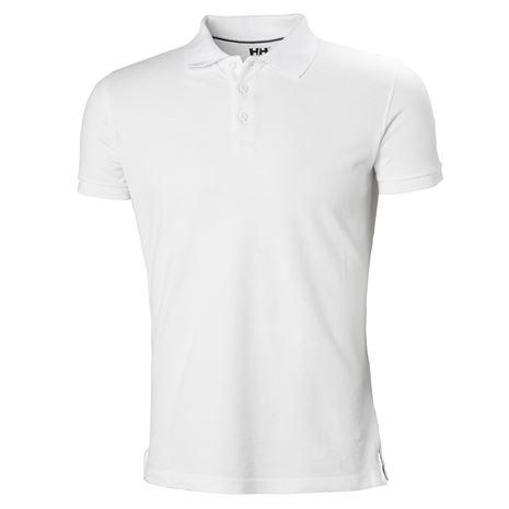 Helly Hansen Crew Polo Shirt - White