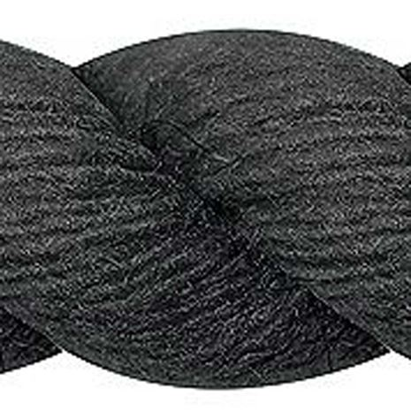 JHL Cotton Lead Rope - Black
