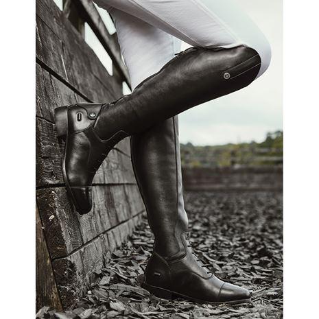 Dublin Arderin Tall Field Boots - Black