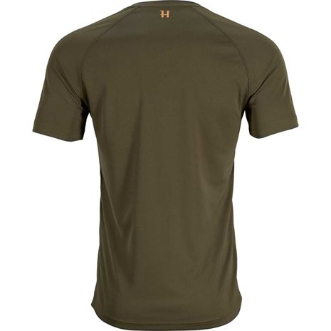 Harkila Trail S/S T-Shirt - Willow Green