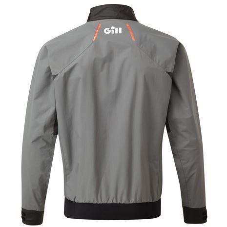 Gill Men's Pro Top - Steel Grey - Rear