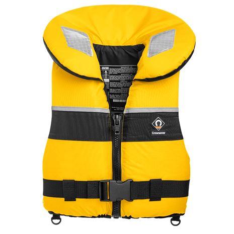 Crewsaver Spiral Life Jacket - Yellow/Black