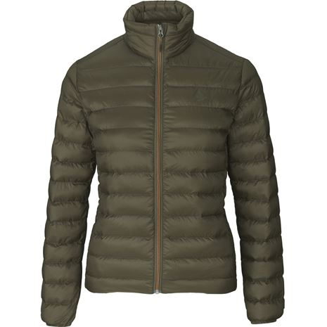 Seeland Hawker Quilt Lady Jacket - Pine Green