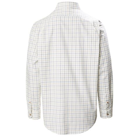 Musto Classic Button Down Shirt - PCF Tattersall Check