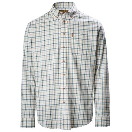 Musto Classic Button Down Shirt - Carrick Yew