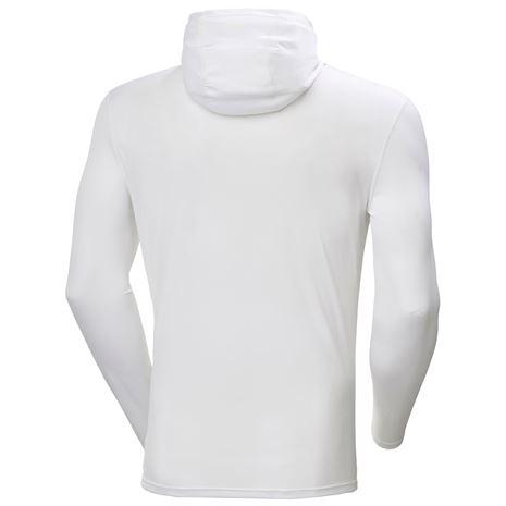 Helly Hansen HH Lifa Active Solen Hoodie - White - Rear