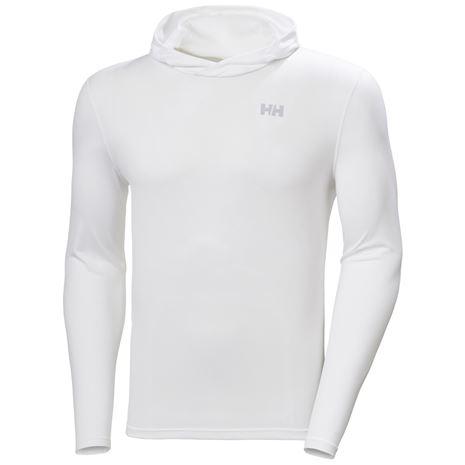 Helly Hansen HH Lifa Active Solen Hoodie - White