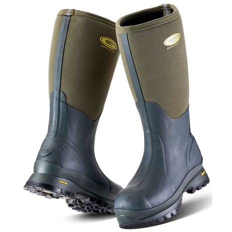 Grubs Snowline 8.5 Wellington Boots