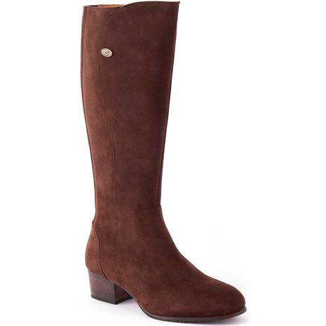Dubarry Downpatrick Boot - 62-Cigar