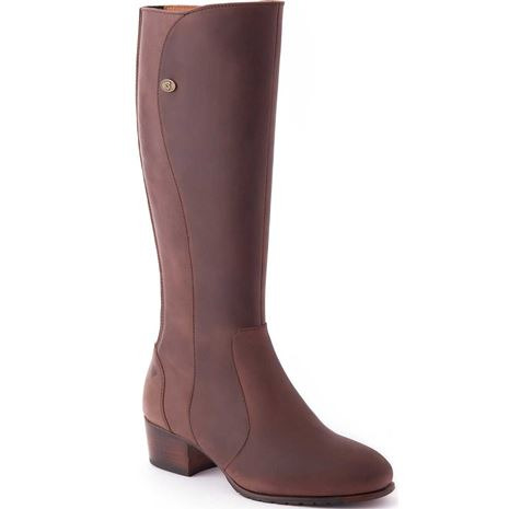 Dubarry Downpatrick Boot - Old Rum