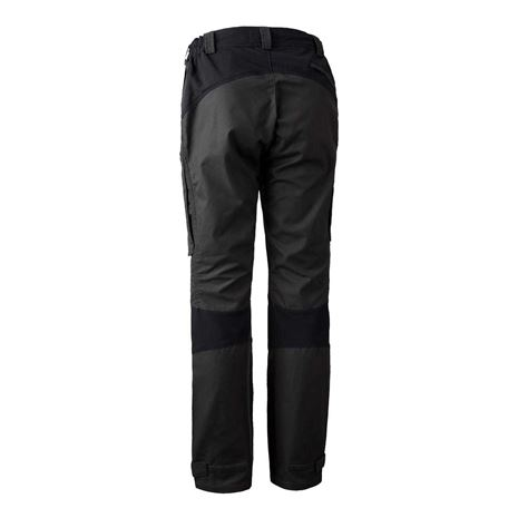 Deerhunter Lady Ann Trousers - Black Ink- Rear