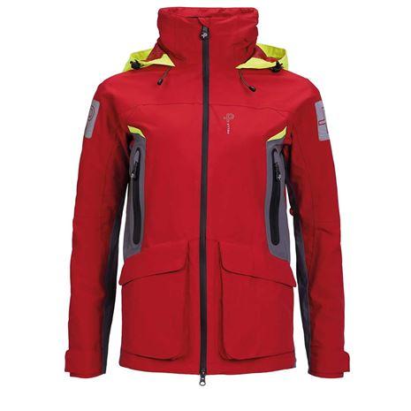 Pelle P Tactic Race Jacket - Race Red