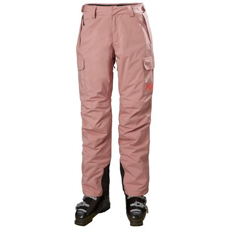 Helly Hansen Women's Switch Cargo Insulated Pants - Ash Rose