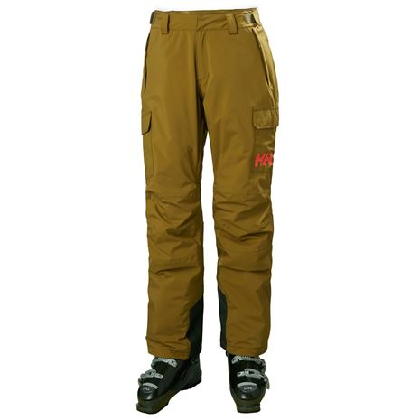 Helly Hansen Women's Switch Cargo Insulated Pants - Uniform Green