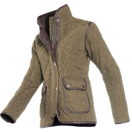 Baleno Hepburn Womens Jacket - Khaki