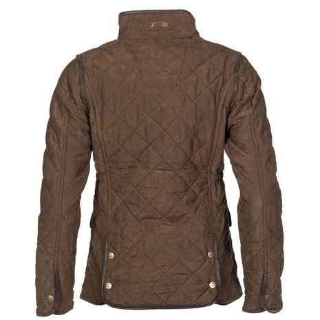 Baleno Hepburn Womens Jacket - Chocolate
