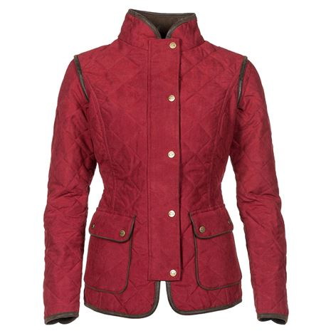 Baleno Hepburn Womens Jacket - Brick