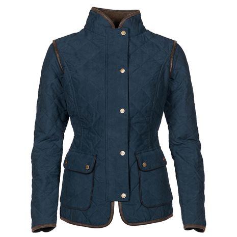 Baleno Hepburn Womens Jacket - Navy