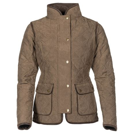 Baleno Hepburn Womens Jacket - Light Khaki