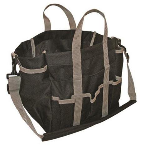 Stablekit Deluxe Tote Bag - Black/Grey