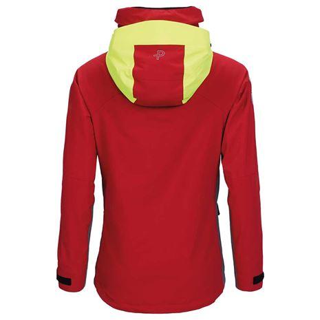 Pelle P Women's Tactic Race Jacket - Race Red