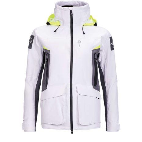 Pelle P Women's Tactic Race Jacket - White