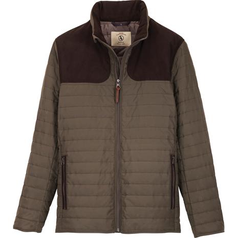 Aigle Braisac Jacket - Bronze Green