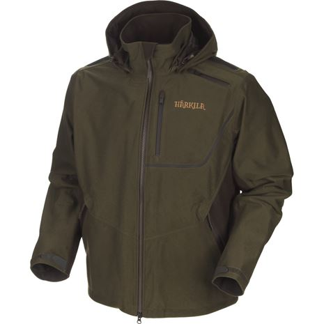 Harkila Mountain Hunter Jacket - Hunting Green/Shadow Brown