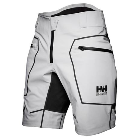 Helly Hansen HP Foil Pro Shorts - Grey Fog