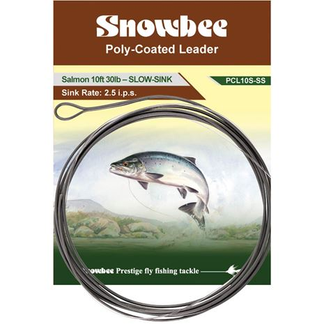 Snowbee Poly-Coated Leaders