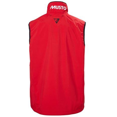 Musto Sardinia Gilet 2.0 - True Red