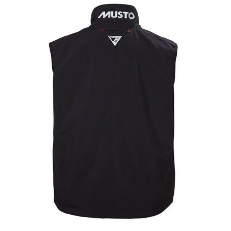 Musto Sardinia Gilet 2.0 - Black