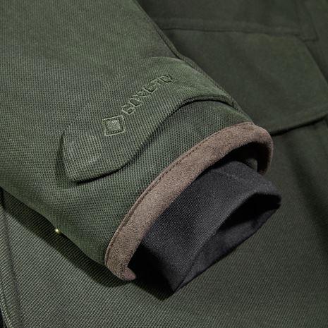 Musto Women's Whisper Highland Gore-Tex Primaloft Jacket - Dark Green
