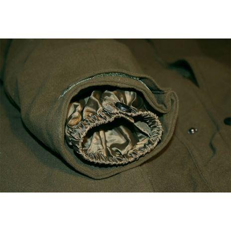 Jack Pyke Hunters Jacket - Detail of Hunters Green